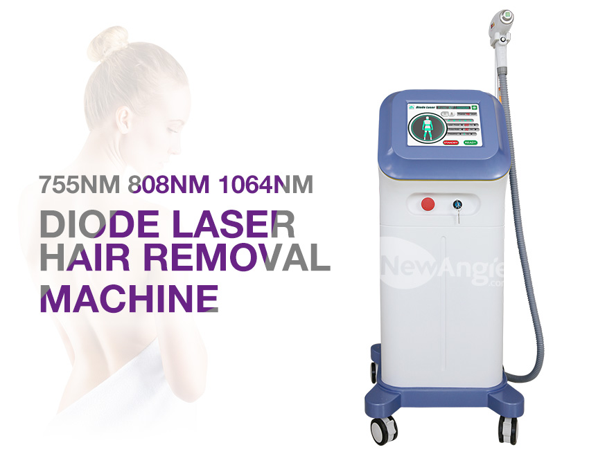The Newest Laser Hair Removal Machine Made In China Buy The