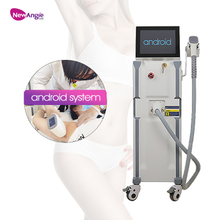 Android System Slide Screen Operation 810 808 Diode Laser Hair Removal Machine DL107