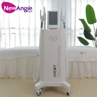 Electromagnetic Muscle Stimulation Hi-EMT Emsculpt Body Slimming Machine