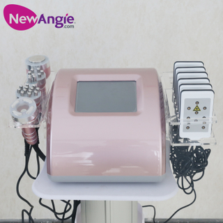 Multifunction Portable Cavitation Radio Frequency Rf Machine RU+6