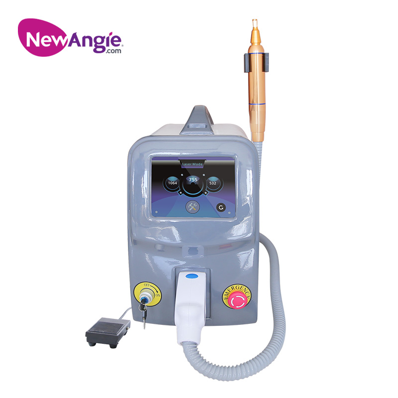 Factory Directly Pico Laser Tattoo Removal Machine with CE