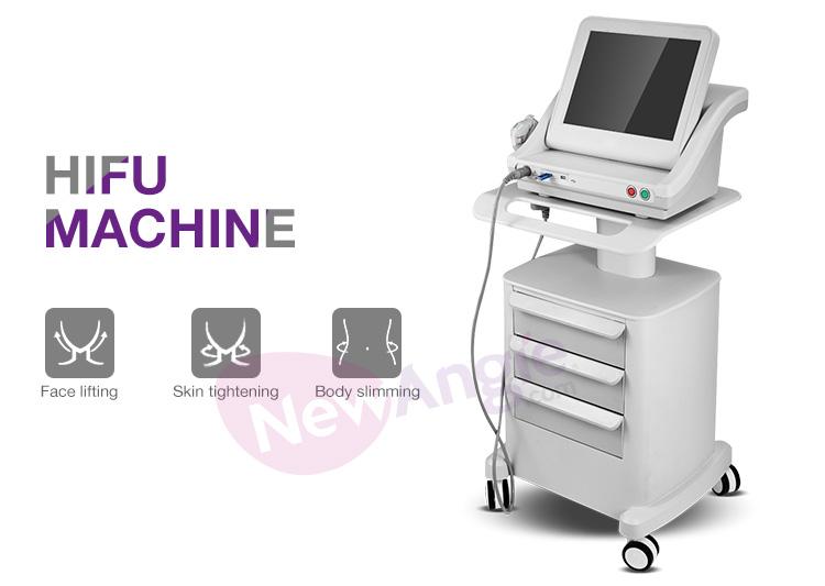 High intensity focused ultrasound hifu machine for sale FU4