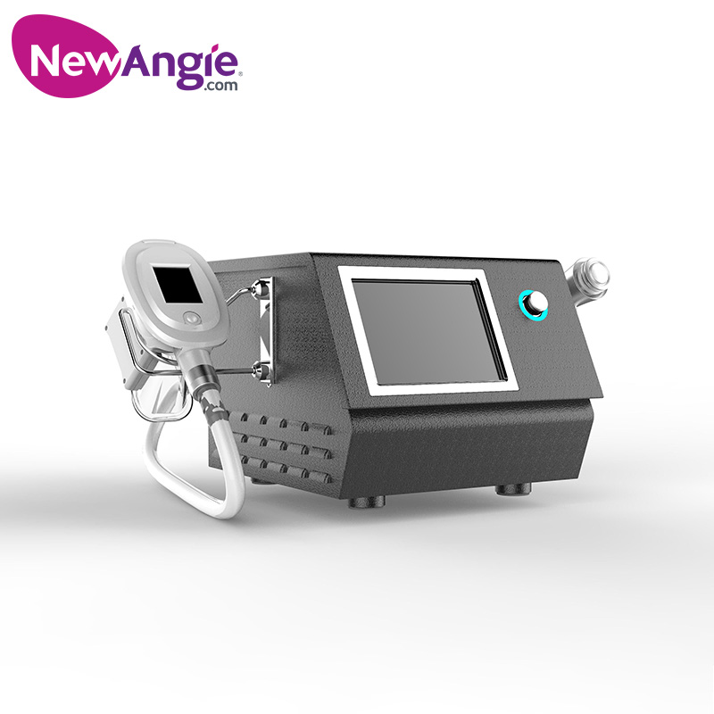 Multifunction shock wave therapy machine with cryolipolysis system SW2