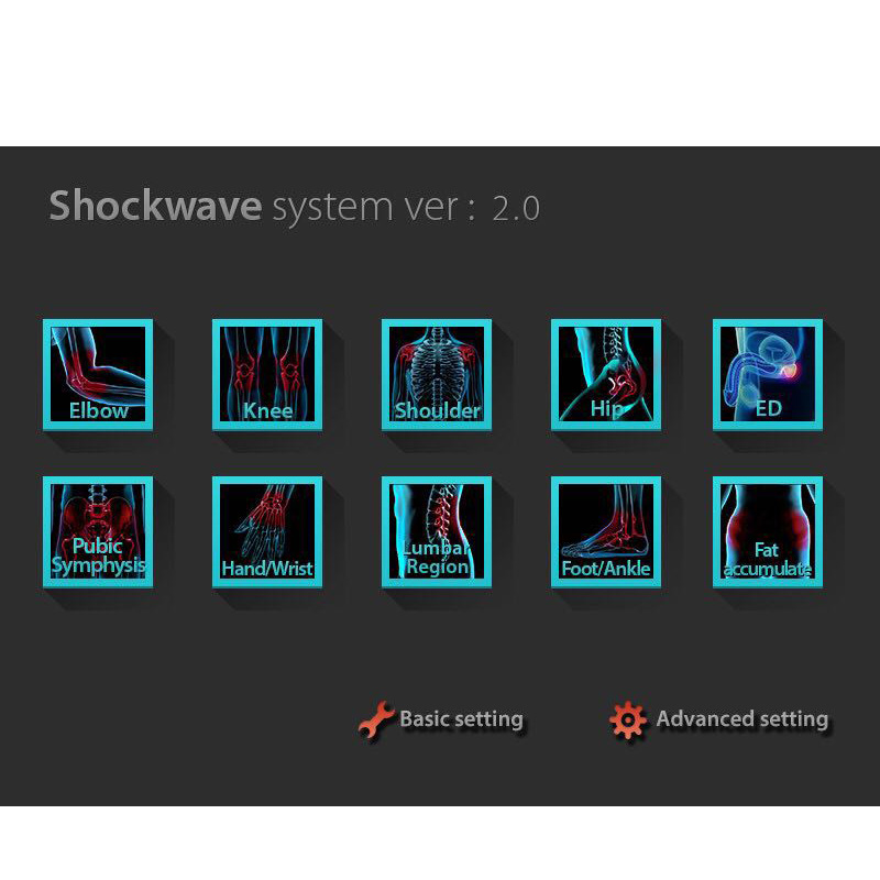 Shockwave Machine for Sale Uk Manufacturer Supply